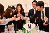 釜石の地酒、味わい豊か 「浜千鳥」楽しむイベント