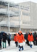 宮古市民一丸、教訓つなぐ  震災8年1カ月、津波避難訓練