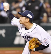 西武・多和田が今季初勝利 西1―0オ(12日)