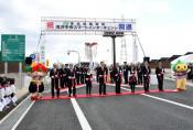 滝沢中央スマートIC開通 生活や産業、期待大