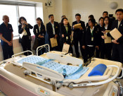 日本の福祉学びタイ 花巻の病院など視察に