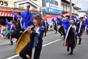 奥州・胆江心躍る春 前沢、金ケ崎で祭り
