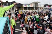陸前高田・アバッセ2周年 市街地再生へ期待