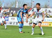 グルージャ逆転勝ち YS横浜に2-1