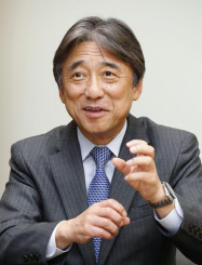 NTTドコモ・吉沢和弘社長