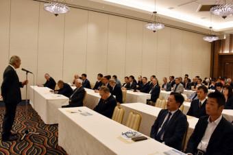 気仙広域ILC推進会の設立総会。民間レベルで誘致実現の機運を高める