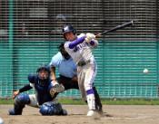 釜石、大船渡に延長サヨナラ勝ち 春季高校野球県大会第2日