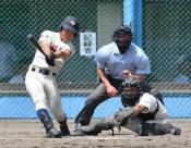 ベスト4出そろう 春季高校野球県大会第4日、準決勝は25日