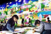 「チームラボ 学ぶ!未来の遊園地」 釜石で9月から