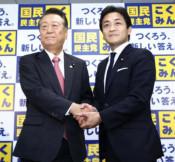 小沢氏は選対本部長相談役 国民民主代表と合意