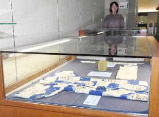未公開の収蔵品などを紹介する八幡平市博物館のテーマ展「おひろめ展」