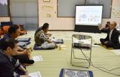 田野畑村、庁舎候補地2案に 村民懇談会で提示
