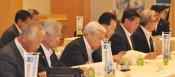 ILC誘致、要望活動強化の方針 推進協役員会