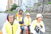 舟運文化、思い悠々 盛岡で北上川フェスタ