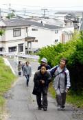 津波への備え脈々と 久慈市避難訓練に1500人参加
