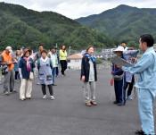 新たな避難場所指定へ 大槌町、三陸道・釜石北-大槌間
