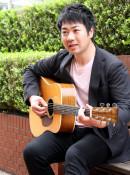 「この街で」映画主題歌に 葛巻の歌手・橘和徳