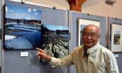 賢治ゆかり、美しい景色 一関で研究家・故吉田さんの写真展示