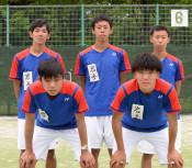 岩手が4連覇 東北高校選手権・テニス男子団体