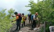 来月山開き、岩手山をきれいに 市山岳協会が清掃