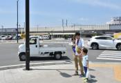 交差点に信号機設置を JR矢巾駅東口前、人や車の往来が増加