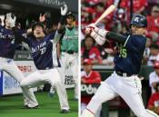 ファン投票、山川や村上らを選出 プロ野球球宴に23選手