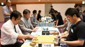 本県初日1勝1敗 福島で東北六県囲碁大会が開幕