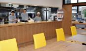 遠野発、イタリアン 地元産生かした食育カフェ開設