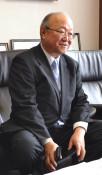 本県1次産品、小ロット輸出を 日本公庫・田中総裁が提言