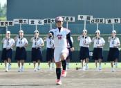 開会式本番へ準備入念 全国高校野球岩手大会