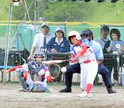 ソフトボール、前沢9年ぶり栄冠 県中学校総体