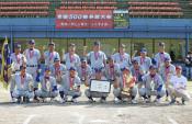 矢巾のチームが初の頂点 全国500歳野球大会