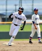 一関一、猛打再び 高校野球岩手大会第6日