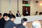 ILC誘致 県境越え結束 岩手県南、宮城県北8団体が連絡会議