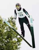 陵侑、夏初戦V スキー・ジャンプ