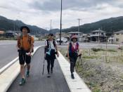 山田町船越-釜石・鵜住居 5日目(7月30日)