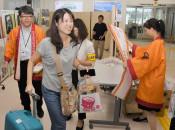 台湾国際定期便が1周年 搭乗率、堅調70%超