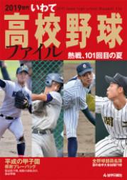 「2019世代いわて高校野球ファイル」発売中