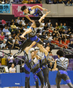 盛岡市立 新体操男子6位 南部九州総体