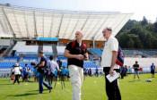 海外メディアが復興状況を視察 東京五輪控え被災地・釜石