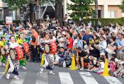 盛岡の夏祭り大盛況 さんさ過去最多149万人来場