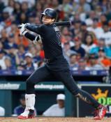 大谷、4打数無安打 3番・指名打者でフル出場