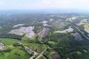 「軽米西ソーラー」完成 年間発電量1万5千世帯分