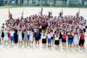 釜石の元気、歌や虎舞に ラグビーW杯へ小中学生が感謝の動画