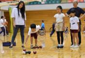 年齢や障害超えスポーツ交流 一関でフェスタ