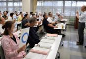 地域に安心 育て防災士 矢巾町、初の町民向け養成講座