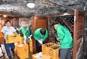 まろやか 龍泉洞熟成酒 岩泉・泉金酒造、今月中旬販売予定