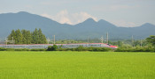 秋田新幹線が35キロ速度超過 滝沢・大釜駅