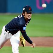 朗希、痛い世界デビュー 野球U18W杯、まめの影響で1回降板