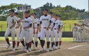 29チーム東北切符へ気合 秋季高校野球県大会、きょうから熱戦